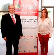 Jordi Cornet y Blanca Sorigu�