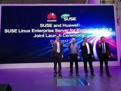 SUSE Huawei