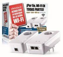 PLC-Poweline dLAN 1200+ WiFi ac