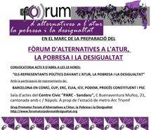 Forum Alternativas