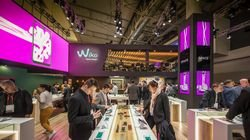 Wiko Stand MWC2018