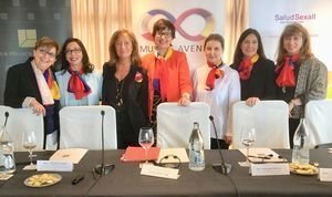 Acto Mujeres Avenir prevencion sexual