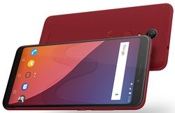 Wiko View Cherry Red Speciale