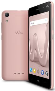 wiko lenny 4 rose gold
