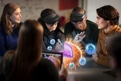 microsft HoloLens2 Education2
